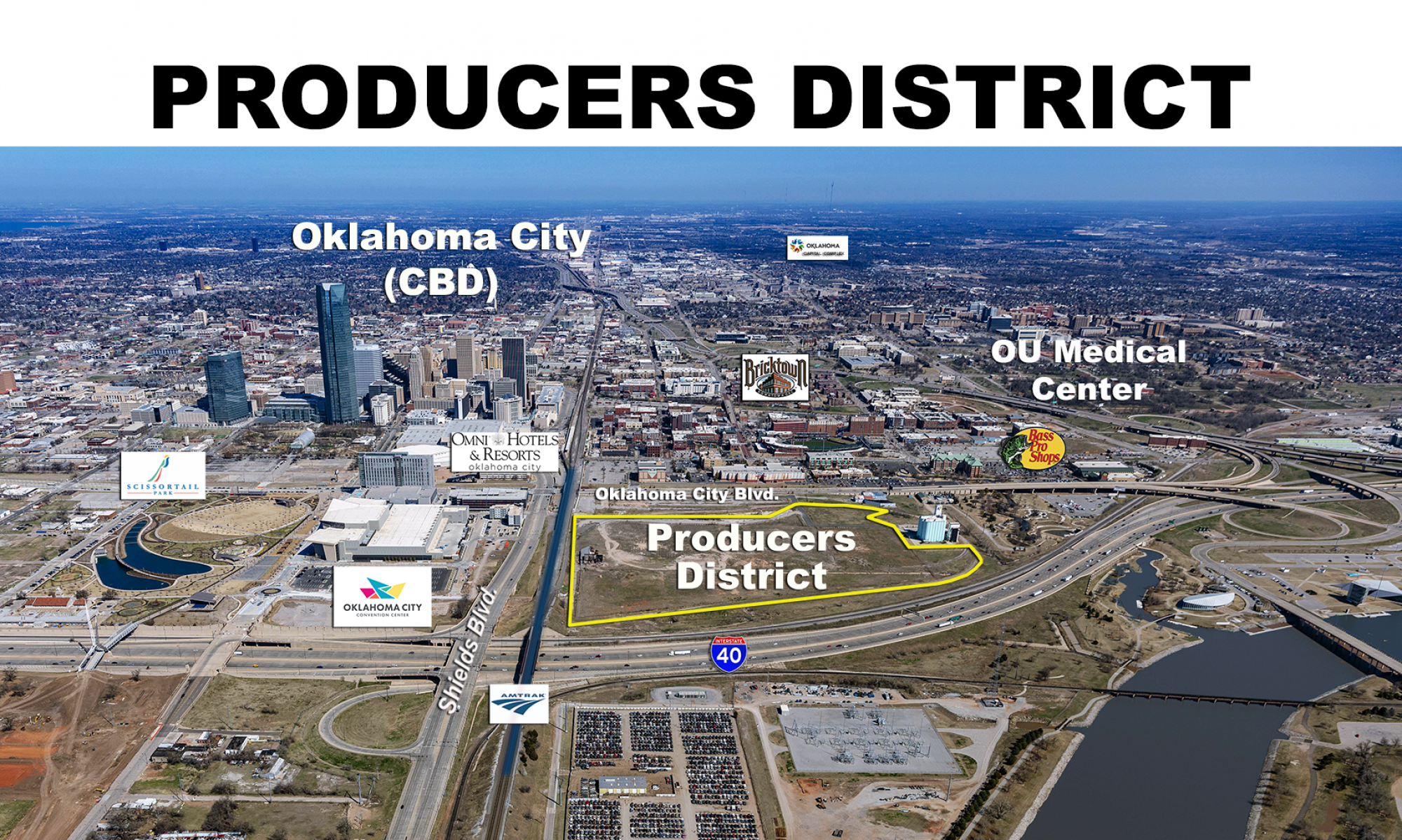 Producers District